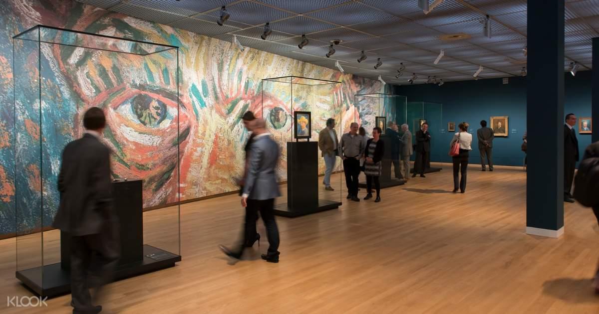 Hırsızlar karantina dinlemedi: Van Gogh tablosu müzeden çalındı