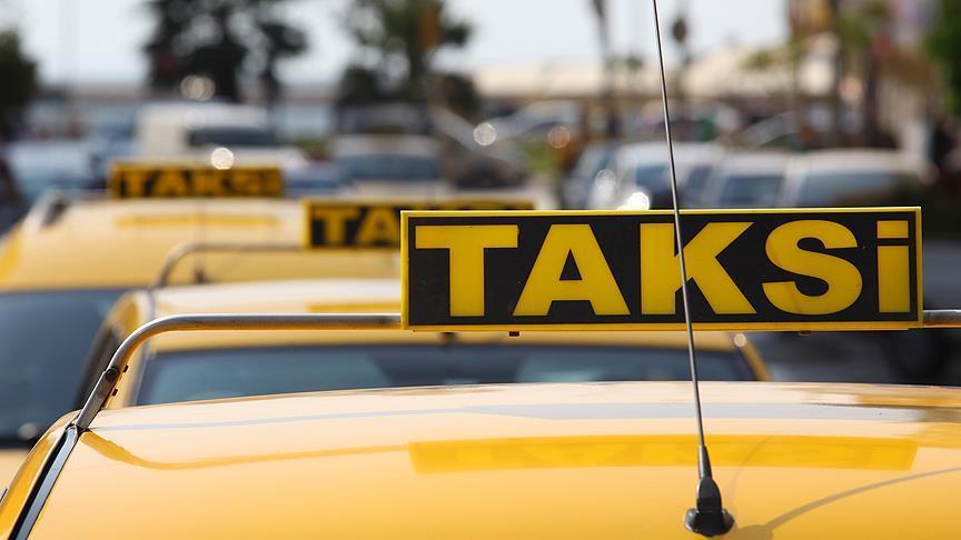 Ankara'da iki taksi durağının plaka kısıtlamasında 'tek-çift' şanssızlığı