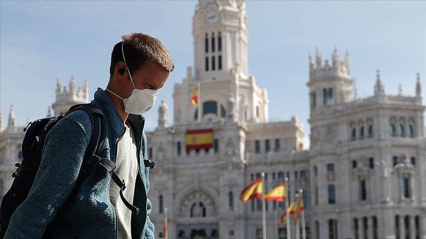 İspanya'da koronavirüs nedeniyle yaşanan can kaybı 10 bini geçti