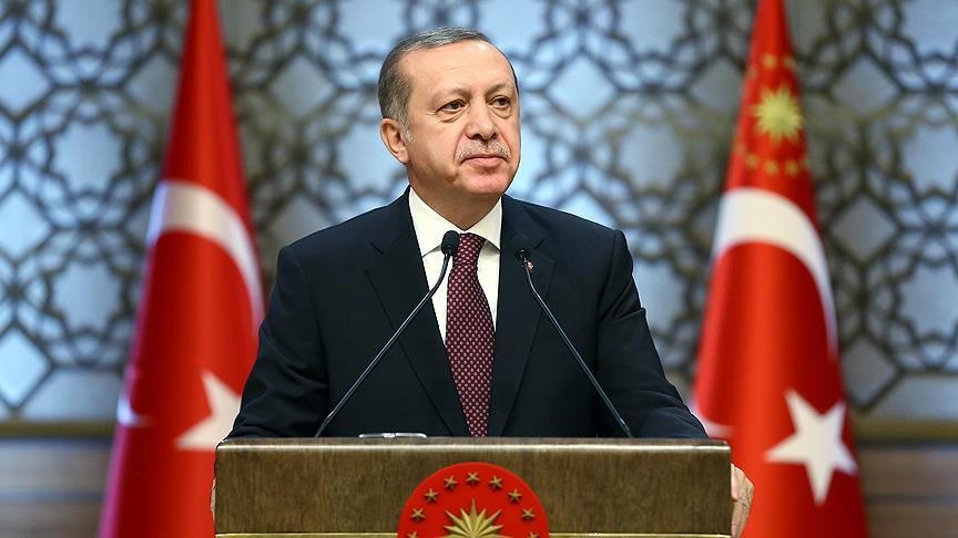 Erdoğan İtalya ve İspanya başbakanlarına mektup gönderdi