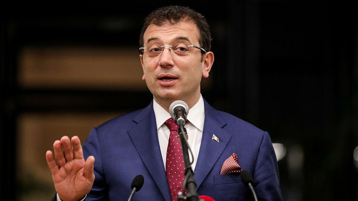 İmamoğlu'ndan Vakıfbank'a 'bloke' tepkisi: Bu vebalin altında kalmayın