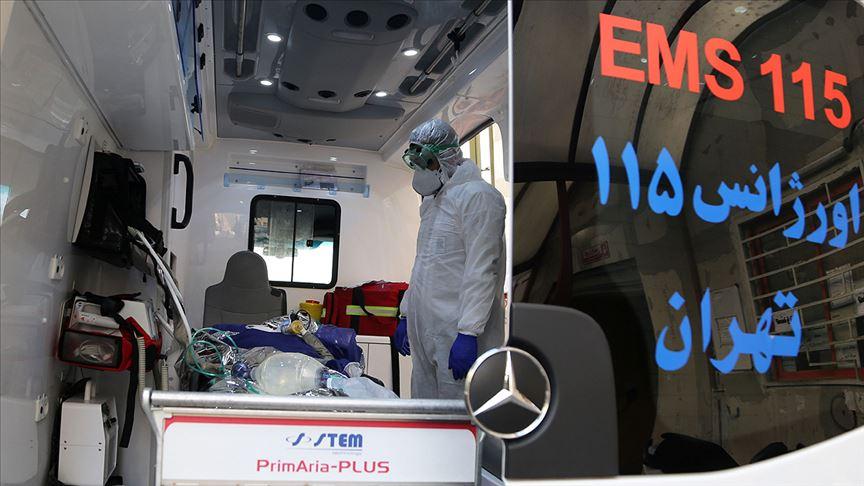 İran'da koronavirüs kaynaklı can kaybı 3 bin 452'ye yükseldi