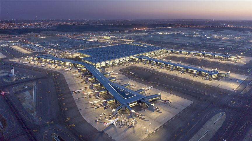 İstanbul Havalimanı 3. pisti 18 Haziran'da hizmete girecek