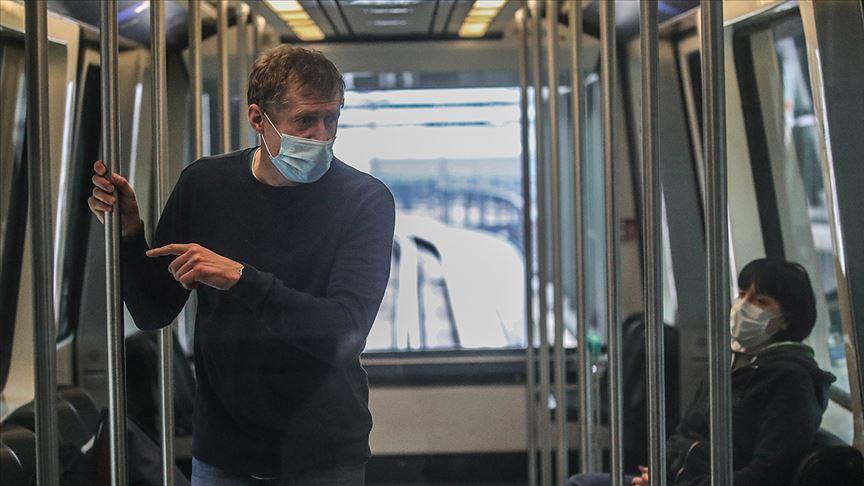 Almanya'da koronavirüs vaka sayısı 100 bini aştı