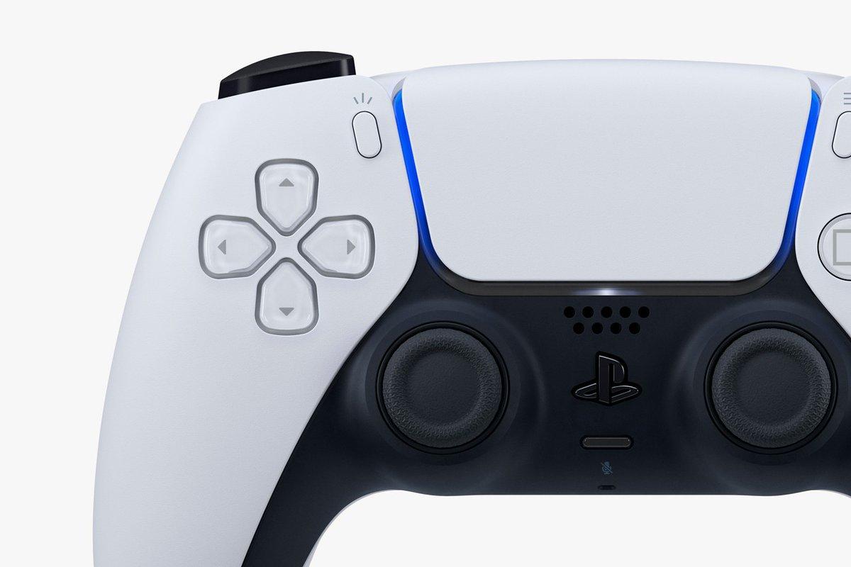 PS5 kontrolcüsü DualSense görücüye çıktı