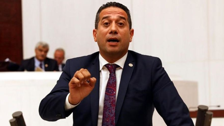 CHP'li Başarır yabancılara toprak satışına sınırlama getirilmesini istedi