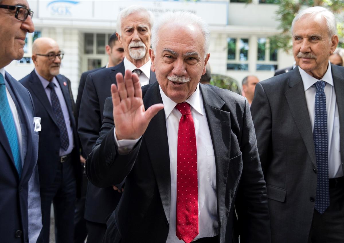 Perinçek: Kılıçdaroğlu'na ittifak önerdim, kabul etti