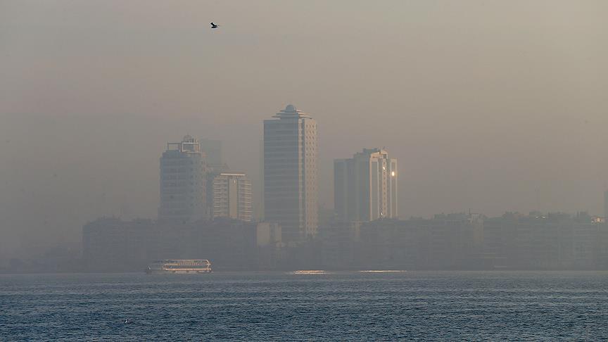 Türkiye'nin 29 büyükşehrinde hava kirliliği yüzde 32 azaldı