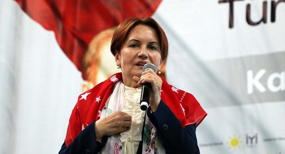 Meral Akşener yeniden lider seçildi
