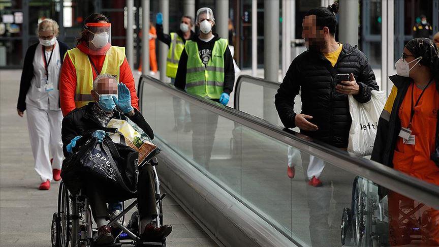 Dünya genelinde Kovid-19 salgınında iyileşenlerin sayısı 700 bini geçti