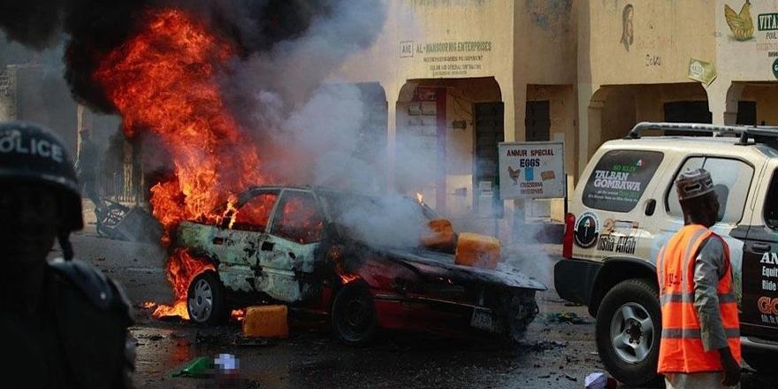 Nijerya'da camiye intihar saldırısı: 42 ölü, 68 yaralı