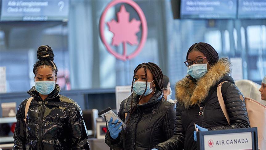 Kanada'da koronavirüsten ölenlerin sayısı 2 bin 781'e yükseldi