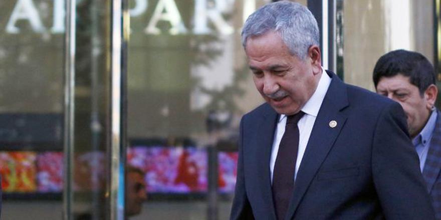 Bülent Arınç Erdoğan'la görüşmesini anlattı