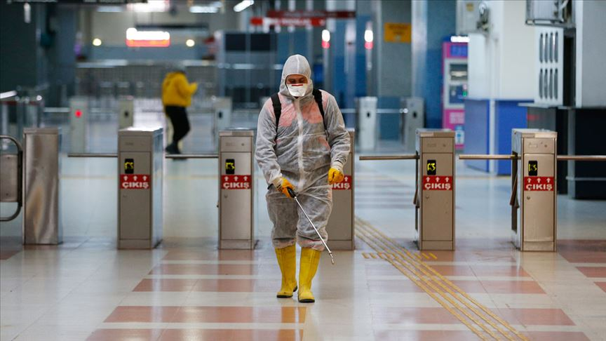 Koronavirüs salgınında iyileşenlerin sayısı dünya genelinde 1 milyonu geçti