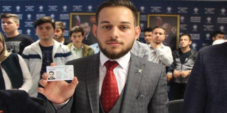 20 yaşındaki Recep Tayyip Erdoğan, AK Parti'den aday adayı oldu