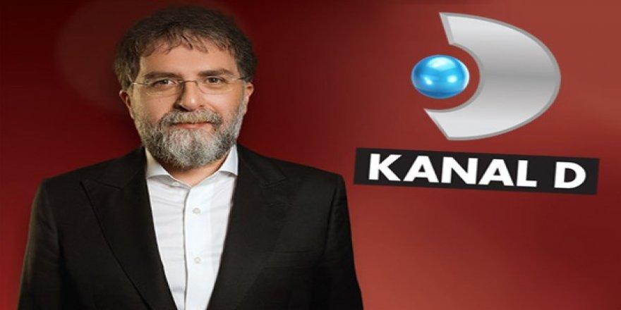 Ahmet Hakan Kanal D ekranından veda etti: Son kez bu akşam...