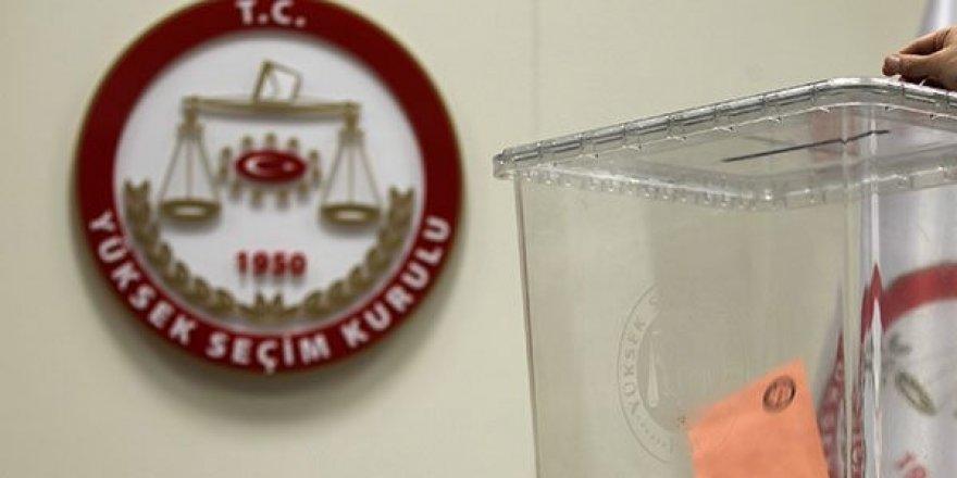 Karar Resmi gazetede: Hangi hükümlüler oy kullanamayacak?