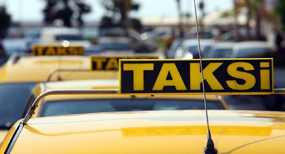 3. Havalimanında taksi krizi patlak verdi