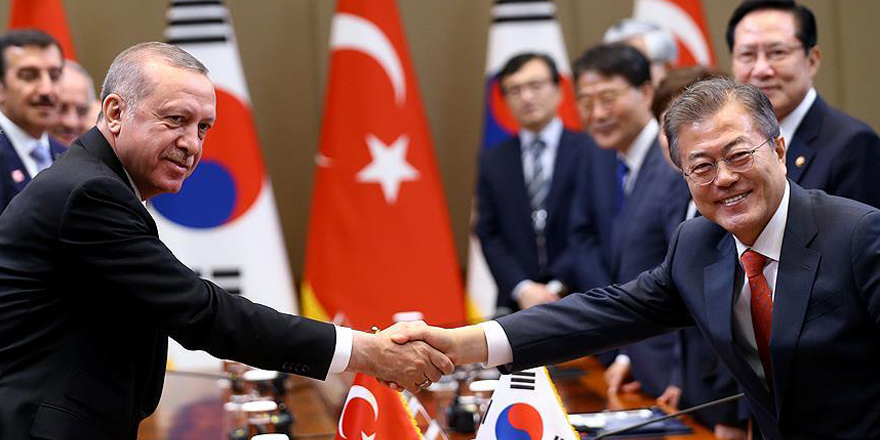 Erdoğan-Moon görüşmesinde işbirliği kararı çıktı