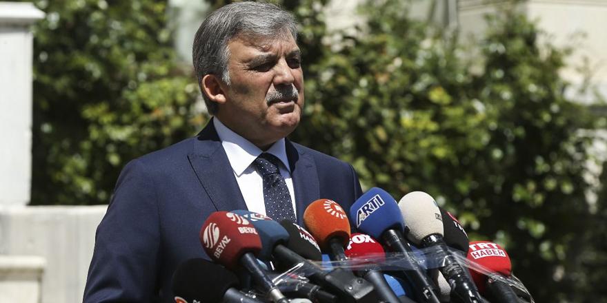Eski AKP'liden çarpıcı iddia: Gül'ün adaylığı Erdoğan'ın projesiydi