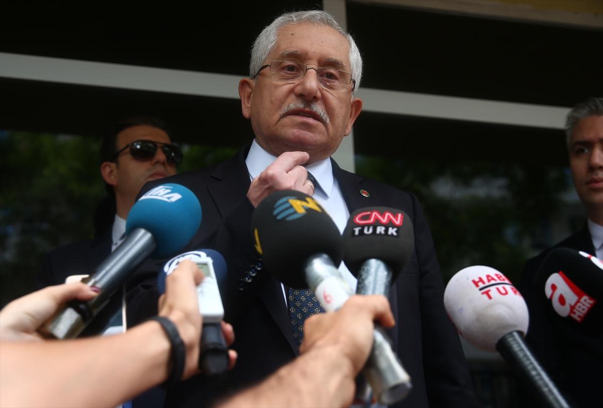 YSK Başkanı Güven: Herkes ancak 1 kere oy kullanabilir