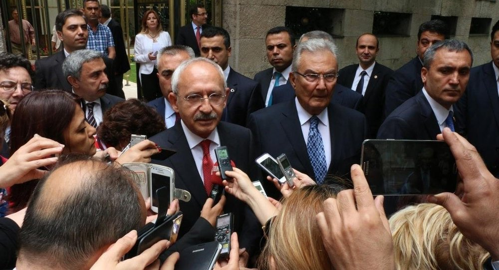 'Kılıçdaroğlu, Baykal'a adaylık teklif etti'