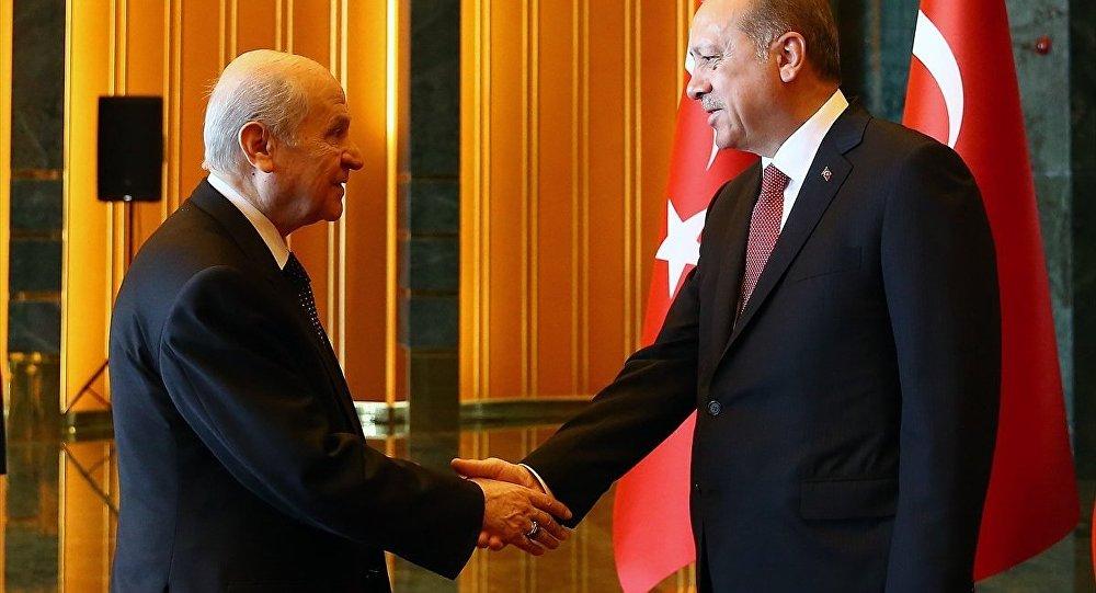 MHP'den cumhurbaşkanı kararı