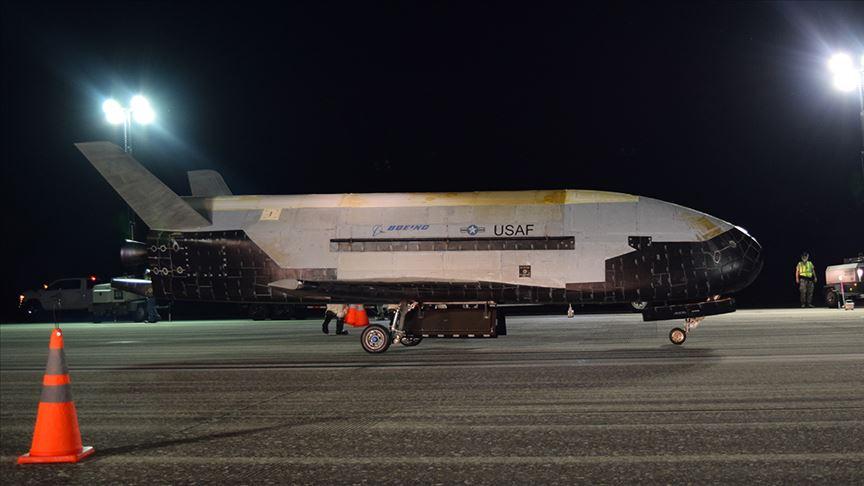 ABD, X-37B uçağını uzaya yolladı