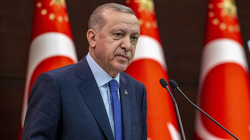 Cumhurbaşkanı Erdoğan'dan hakim ve savcılara çağrı
