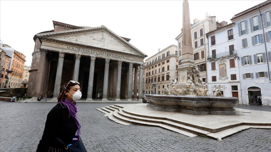 İtalya'da salgın kaynaklı can kaybı, açıklanandan '19 bin daha fazla' olabilir