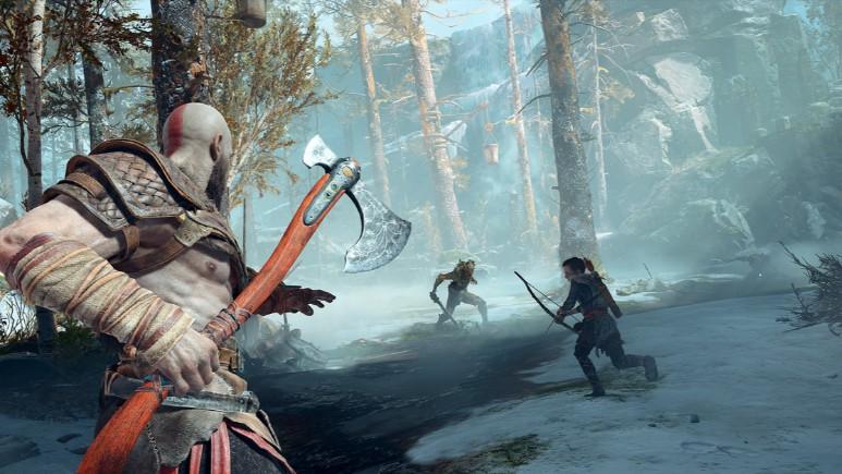 God of War performans modu özelliği ile geliyor.