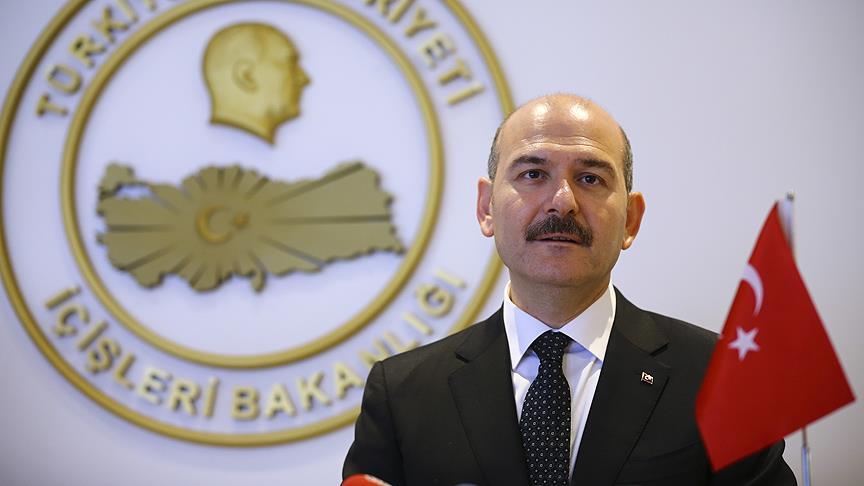 Soylu, İzmir'de cami hoparlörlerinden 'Çav Bella' çalınmasıyla ilgili konuştu