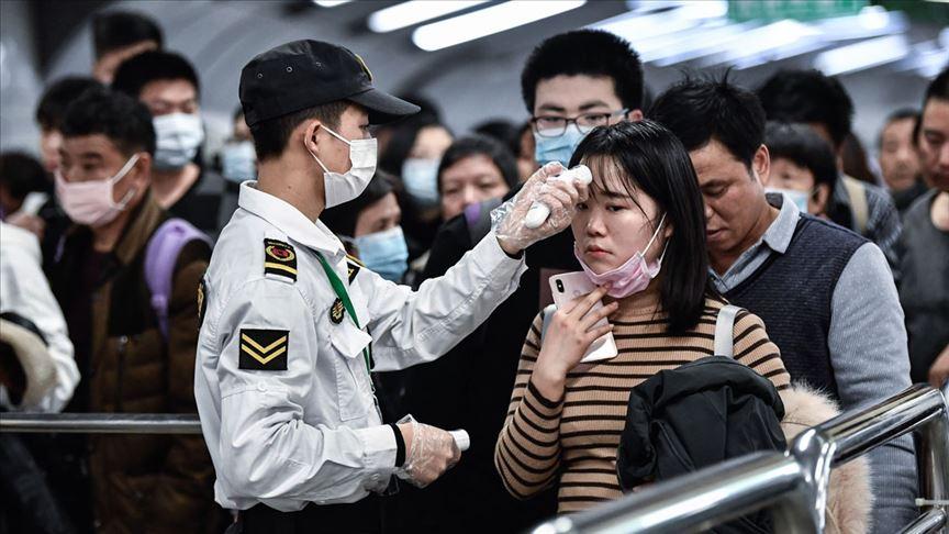 Çin'de salgının başlangıcından bu yana ilk kez Kovid-19 vakası tespit edilmedi