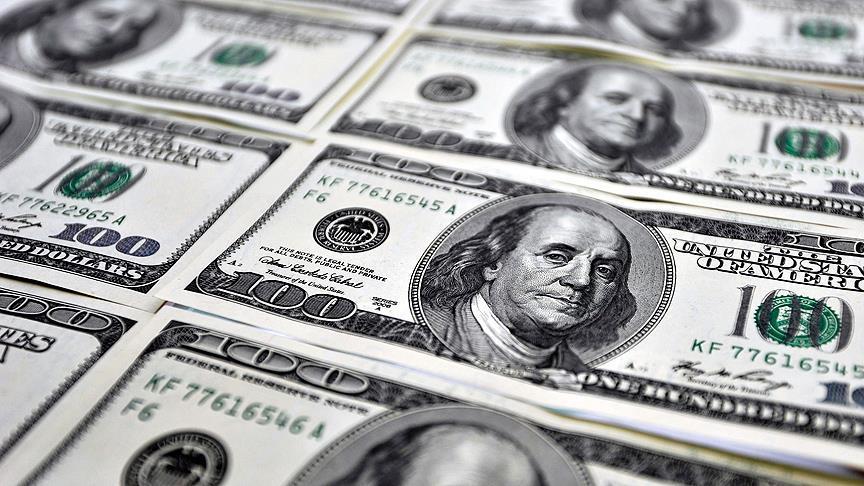 Dolar/TL 4,16'yı gördü!