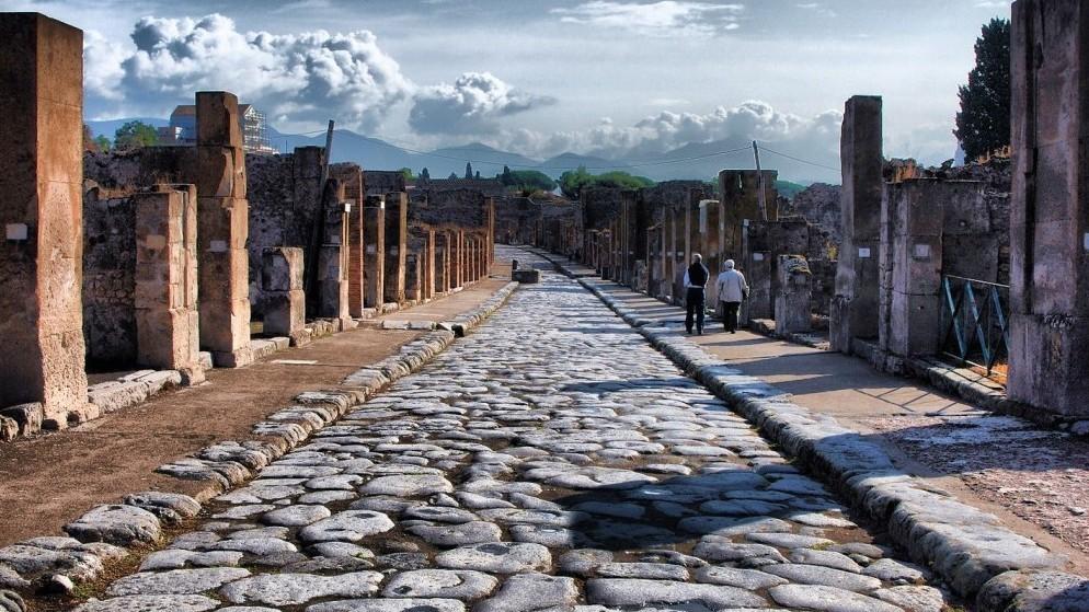 Pompeii antik kenti aylar sonra kapılarını yeniden açtı