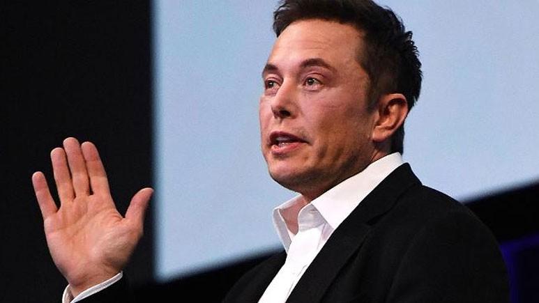 Elon Musk şaka yaptı ortalık karıştı
