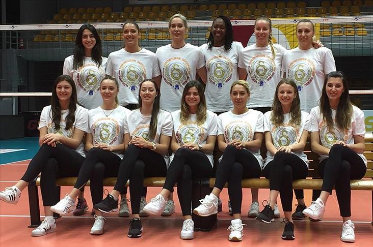 Galatasaray'da Dörtlü Final heyecanı