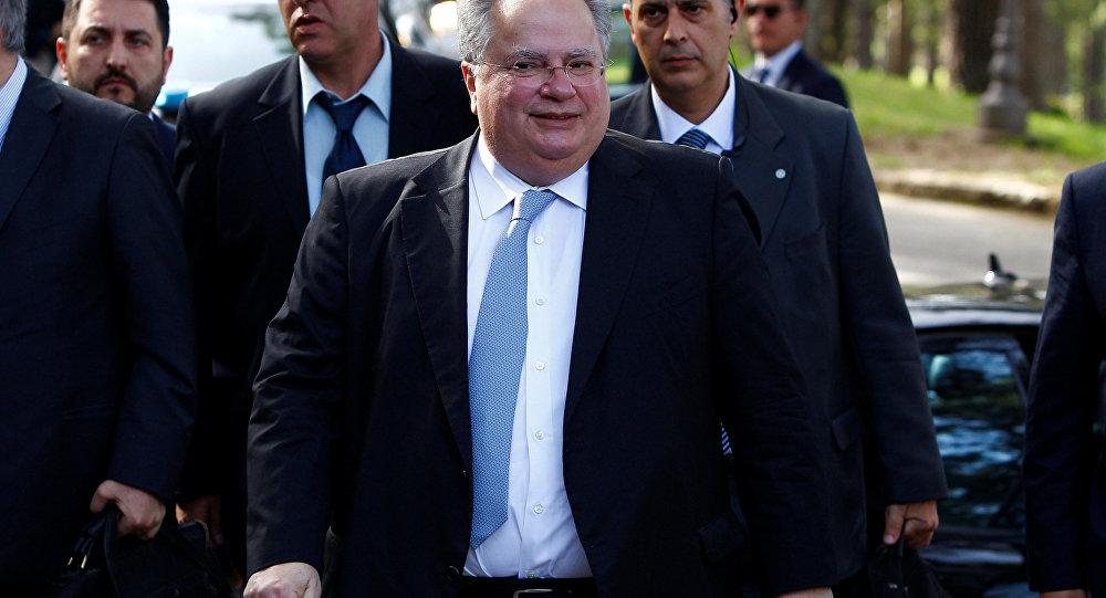 Yunanistan Dışişleri Bakanı: Türkiye kırmızı çizgilerimizi aşmaya çok yaklaşmıştı