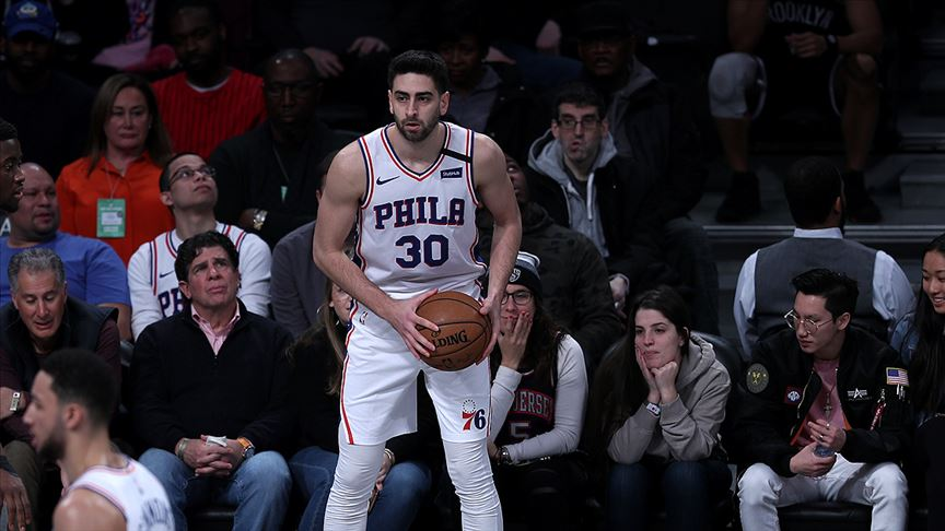 Furkan Korkmaz NBA başladığında atmak istediği ilk basketi anlattı