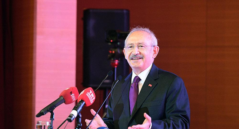 Kılıçdaroğlu, elindeki anketi açıkladı