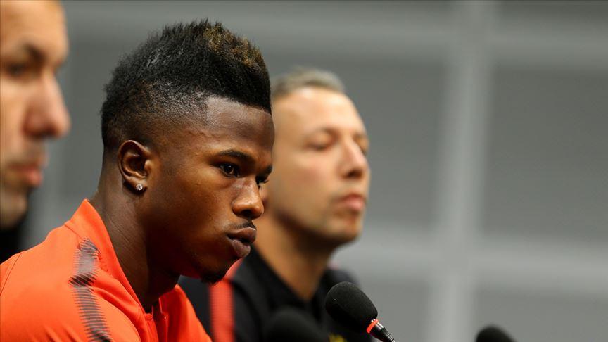 Monaco'nun yıldızı Balde'den anlamlı yardım