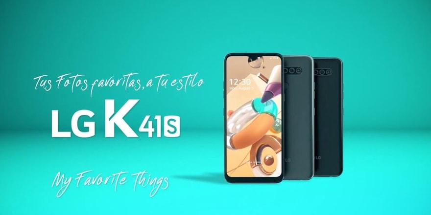 LG K41s Türkiye'de satışa sunuldu