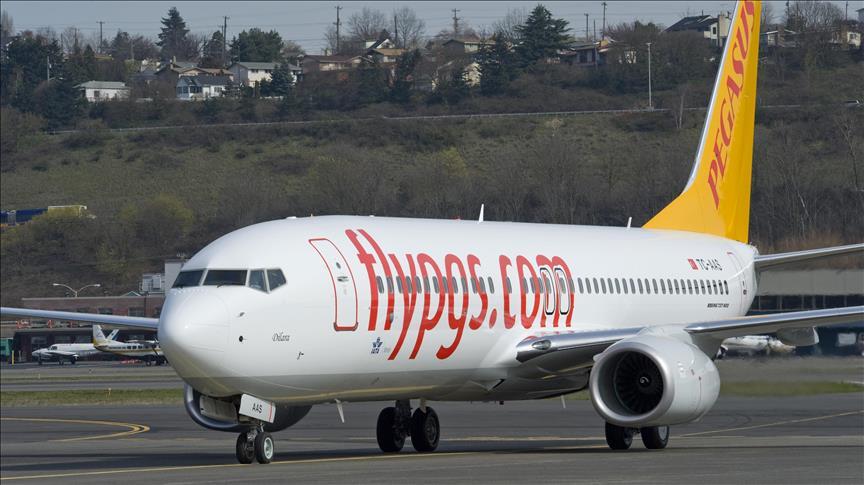 Pegasus: Uçuşlarımız planlandığı şekilde yapılacak