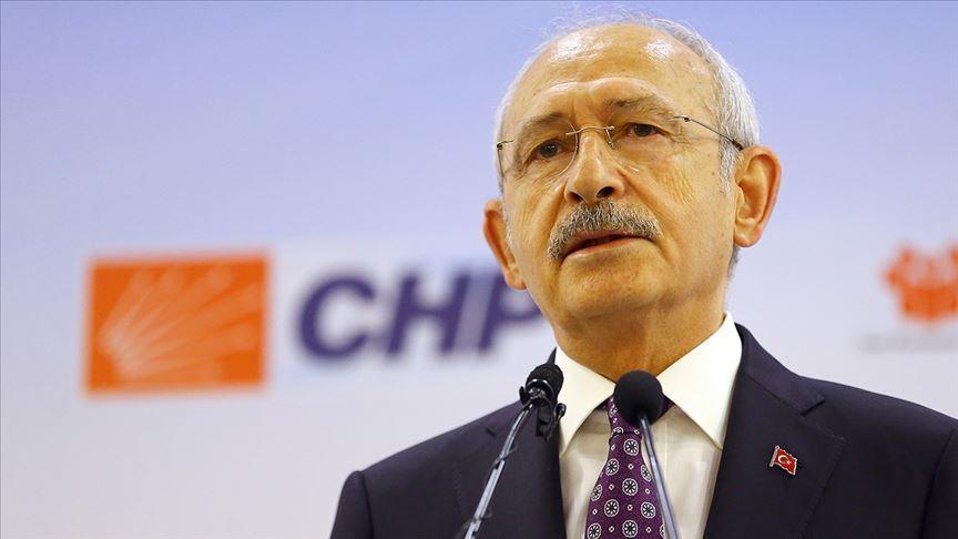 Kılıçdaroğlu partisinin milletvekilleriyle gruplar halinde görüşecek