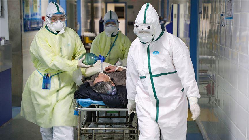 Dünya genelinde koronavirüs tespit edilen kişi sayısı 6 milyon 860 bini geçti
