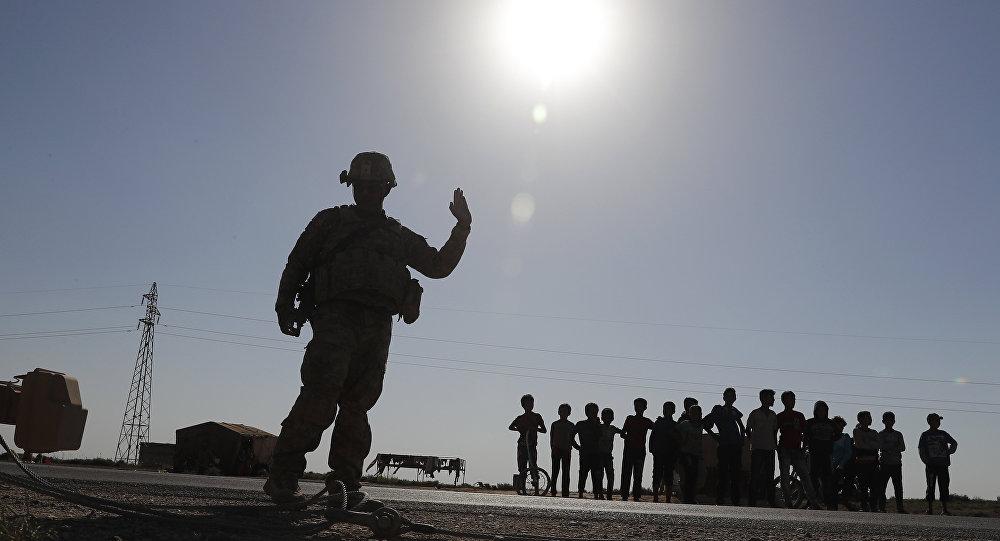 Rakkalı milisler ABD üssüne saldırı gerçekleşti