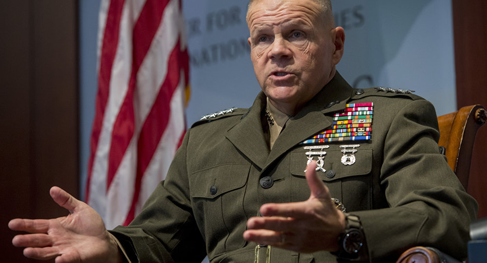 ABD'li General IŞİD' ile mücadele planlarını açıkladı