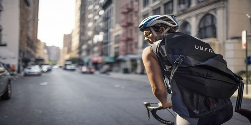 UBER paket taşımacılığı işinden çekileceğini duyurdu