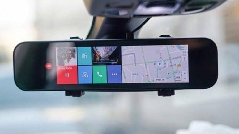 Xiaomi akıllı dikiz aynası üretti!