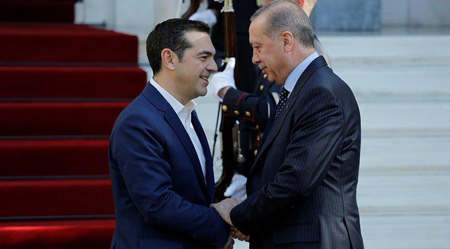 Yunanistan'dan Türkiye'ye sert sözler